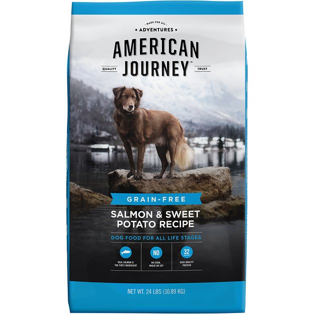 American journey grain free salmon sweet potato recipe dry dog american journey grain free salmon sweet potato recipe dry dog food forumfinder Image collections