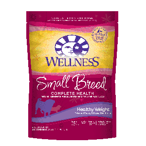 Wellness Complete Health Small Breed Healthy Weight Deboned Turkey & Brown Rice Recipe Dry Dog Food …More