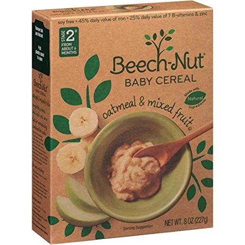 Infant Formula And Baby Food